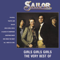 "CD ""Girls Girls Girls - The Very Best Of Sailor"" 200?"