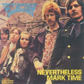 Nevertheless / Mark Time 1968 (Italy) Vedette Records VRN 34088
