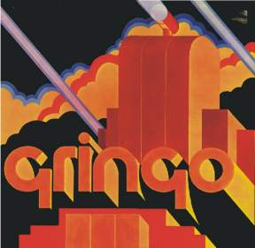 Gringo - the album - front