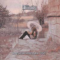 New Affinity CD: Live Instrumentals 1969